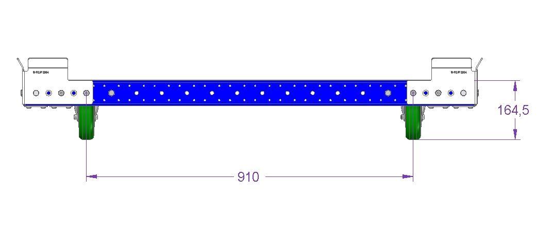 Pallet Cart - 1260 x 1680 mm