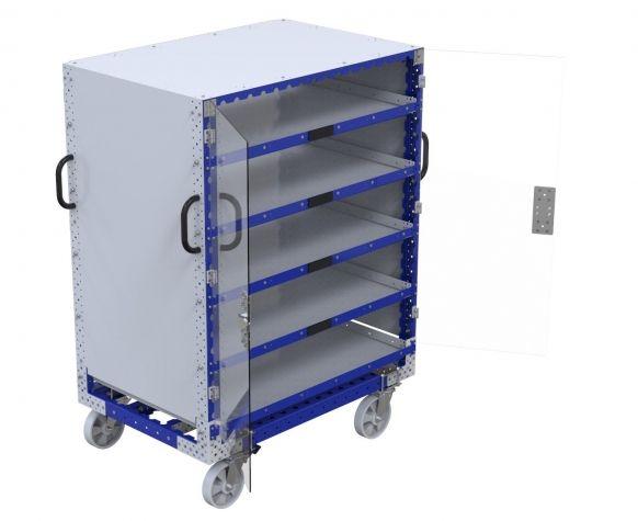 Flat Shelf Cart - 1260 x 840 mm