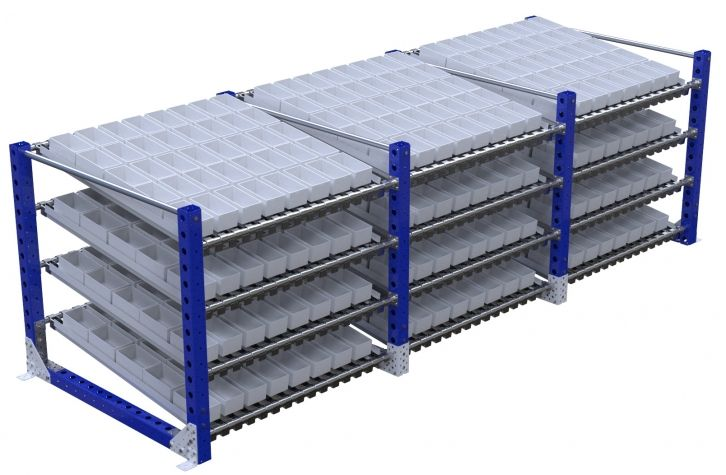 Flow Rack - 1260 x 3640 mm