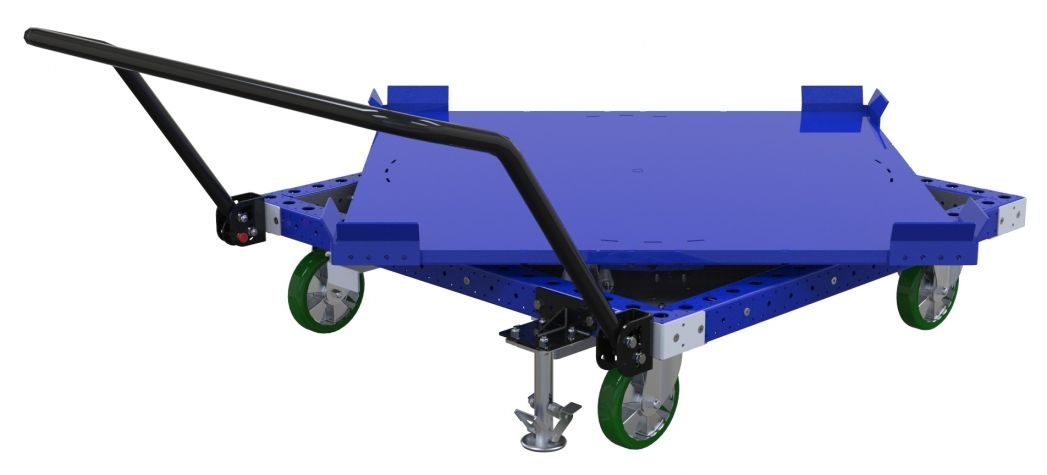 Rotating Cart - 1260 x 1260 mm