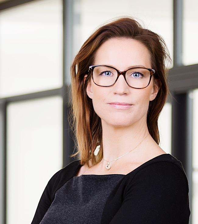 FlexQube Board member Kristina Ljungren
