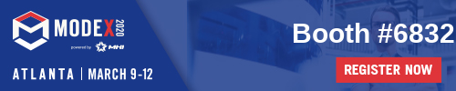 Join us at MODEX 2020 - FlexQube