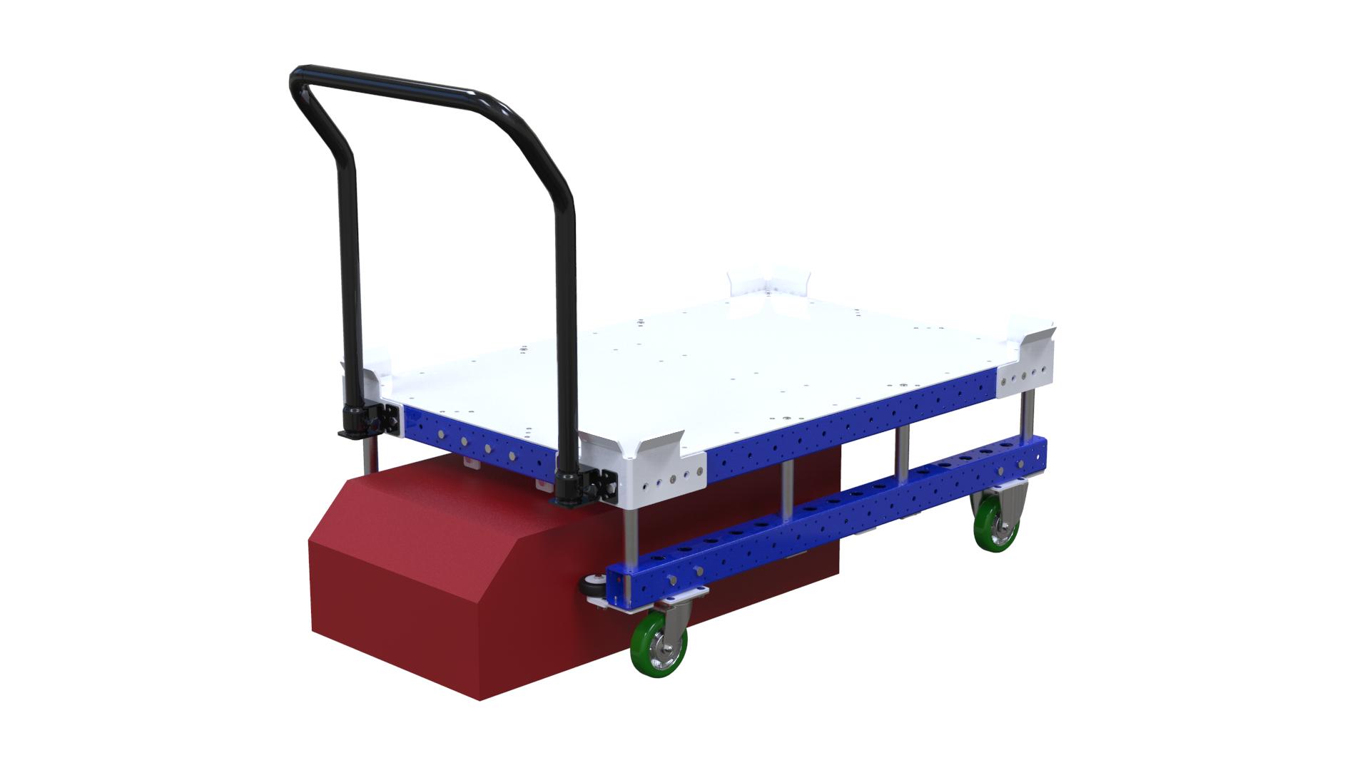 Q-100-2633 Pallet Cart - 840 x 1260 mm