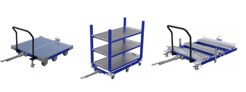 FlexQube Material Handling designs