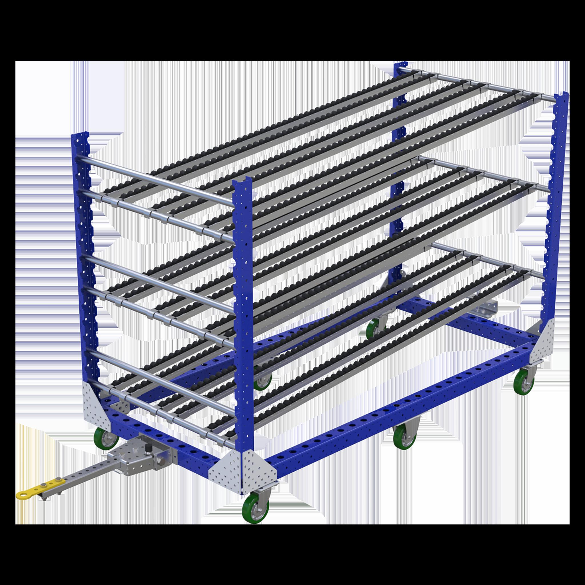 Tugger Flow Rack - 980 x 2030 mm