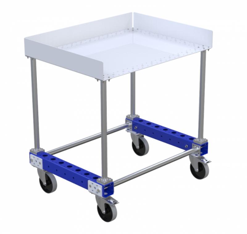 FlexQube work table cart