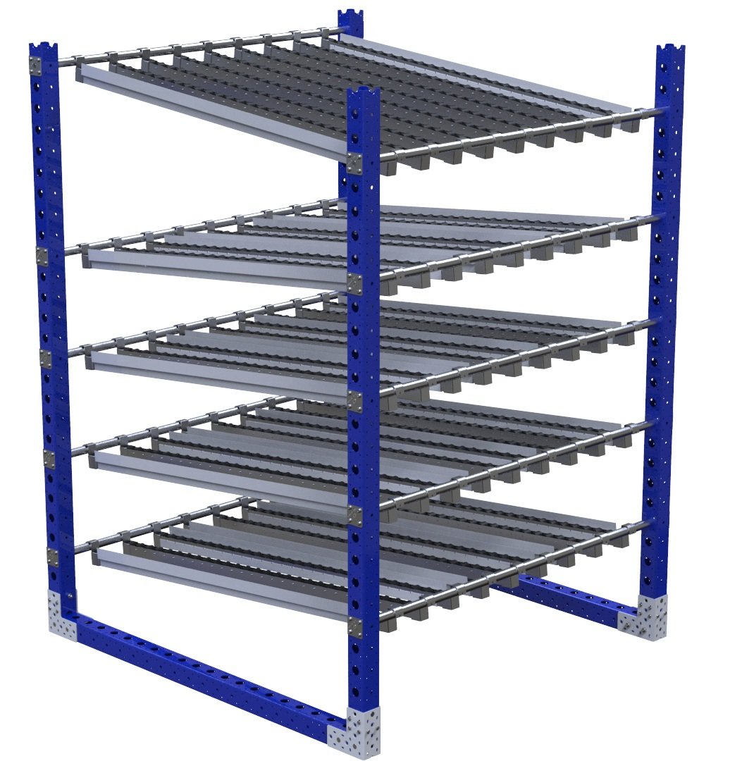 Flow Rack - 1470 x 1540 mm
