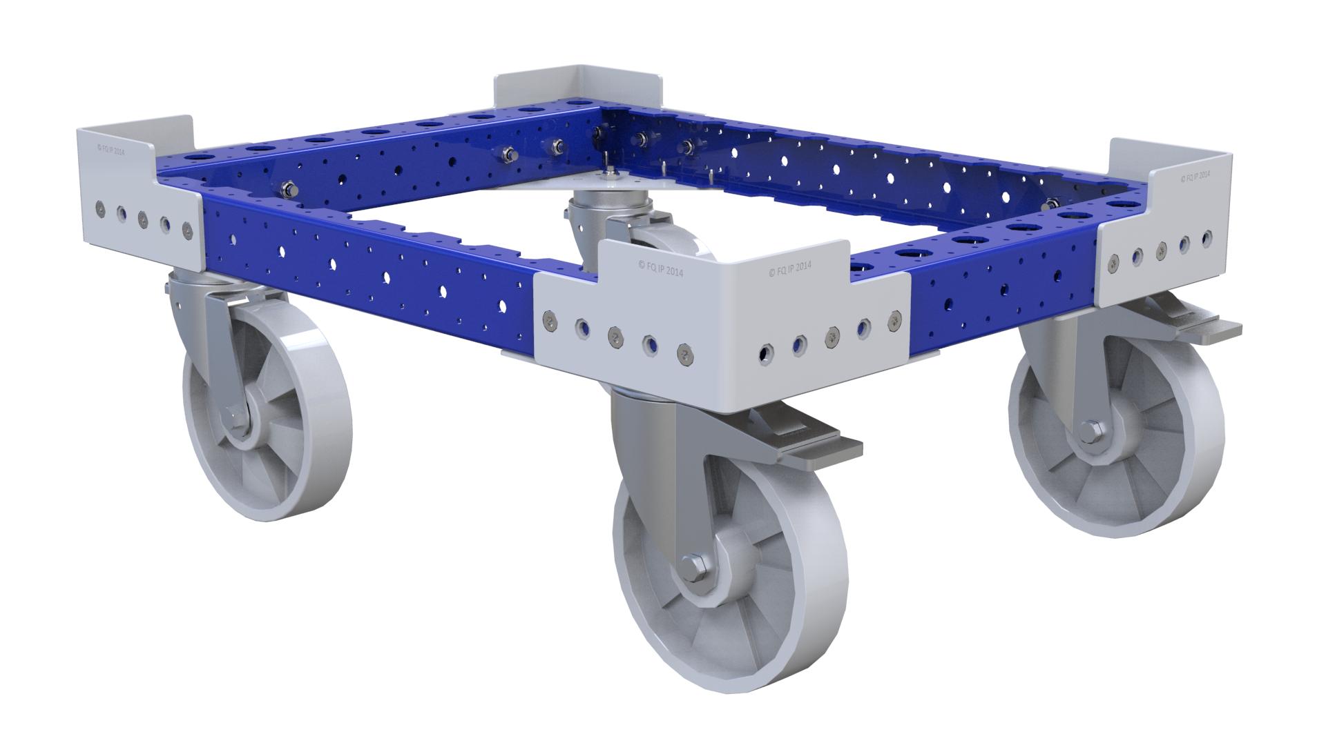 Q-100-2571 Pallet Cart - 630 x 820 mm